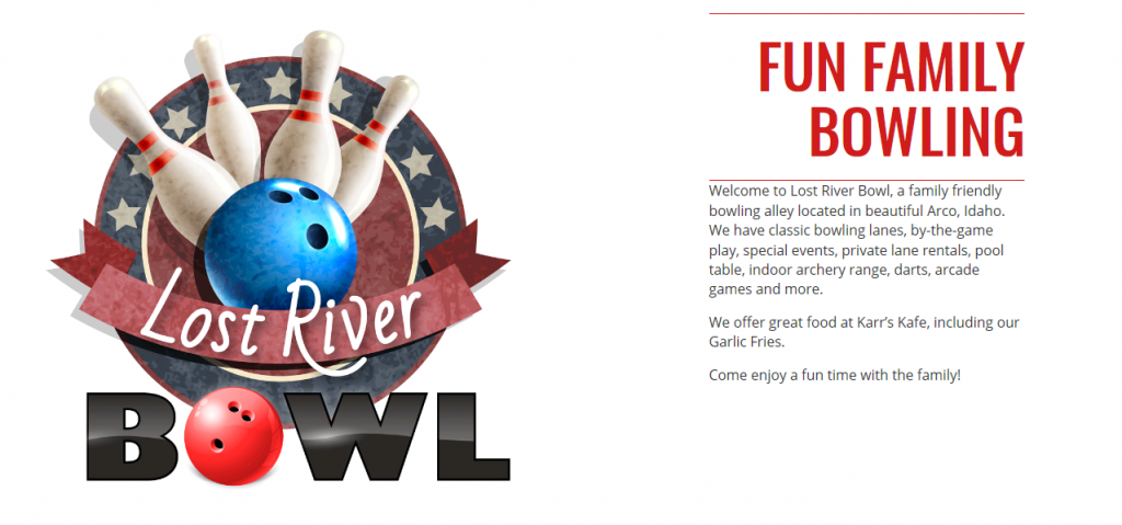 Lost River Bowl