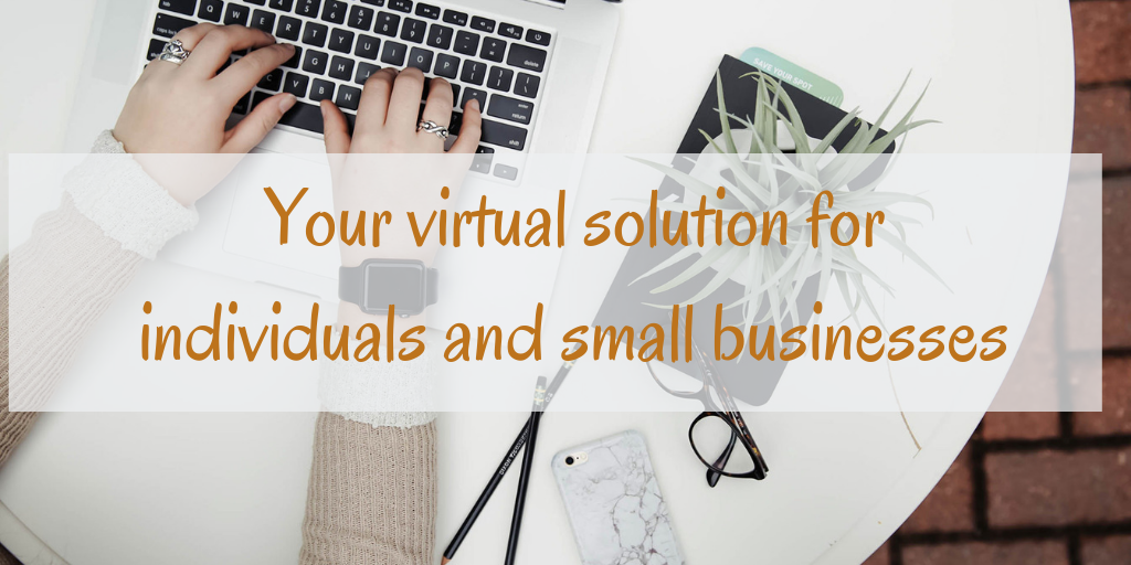 Your virtual solution for individuals and small businesses